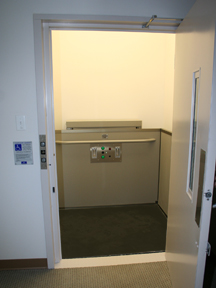 wheelchair lifts standard features genesis shaftway. Black Bedroom Furniture Sets. Home Design Ideas